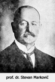Prof. dr Stevan Marković