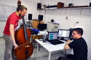 Modelovanje zvuka instrumenata u Labu za akustiku