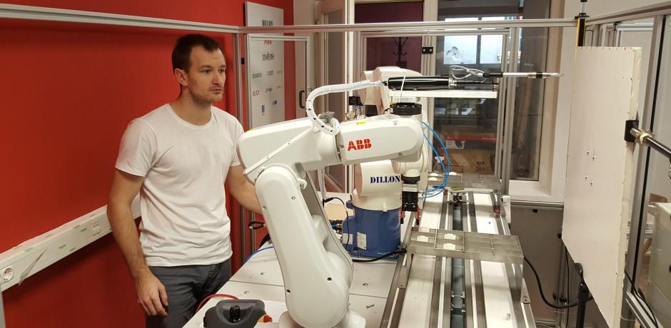 robot sonda